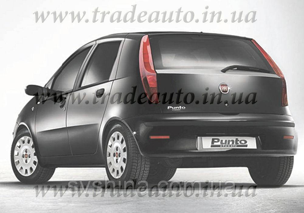 Дефлекторы окон Heko на Fiat  Punto ->1999 5D