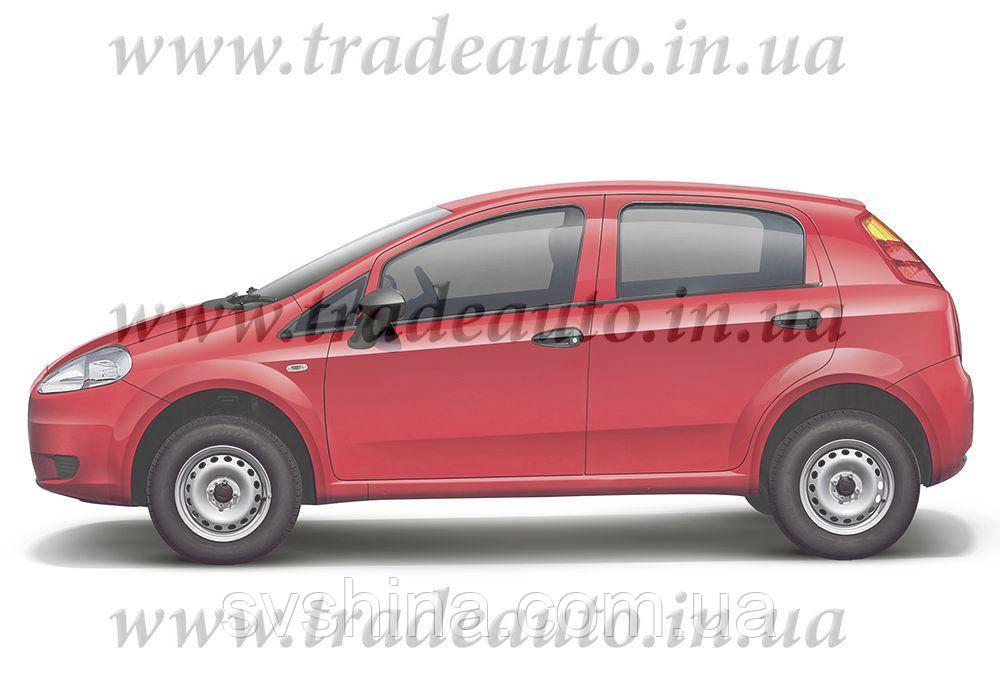 Дефлекторы окон Heko на Fiat  Punto Grande 2006-> 5D
