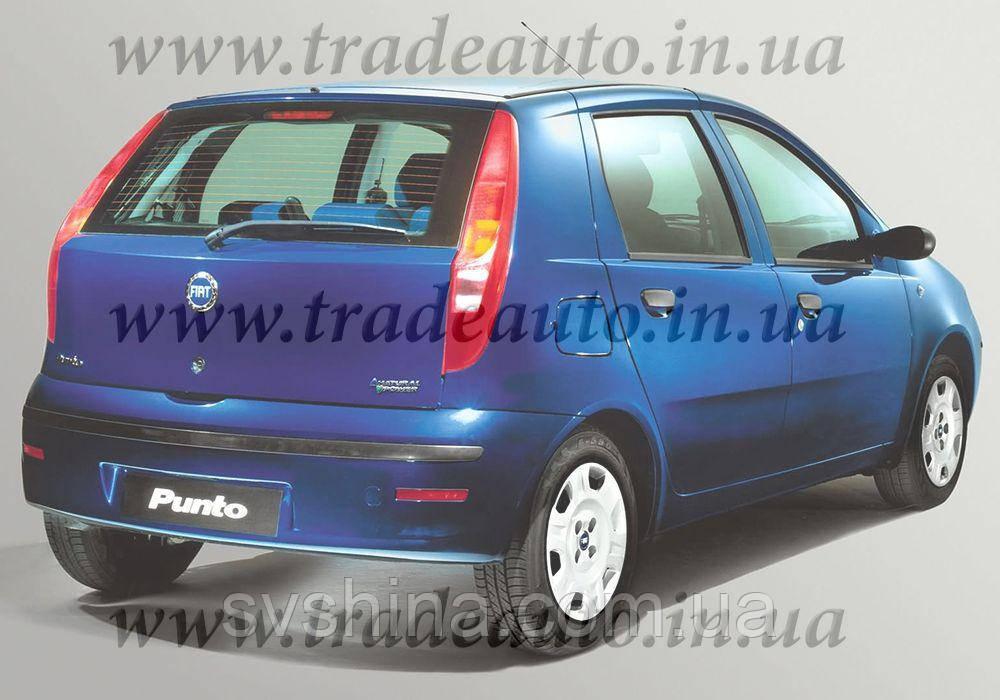 Дефлекторы окон Heko на Fiat  Punto II,III 1999->