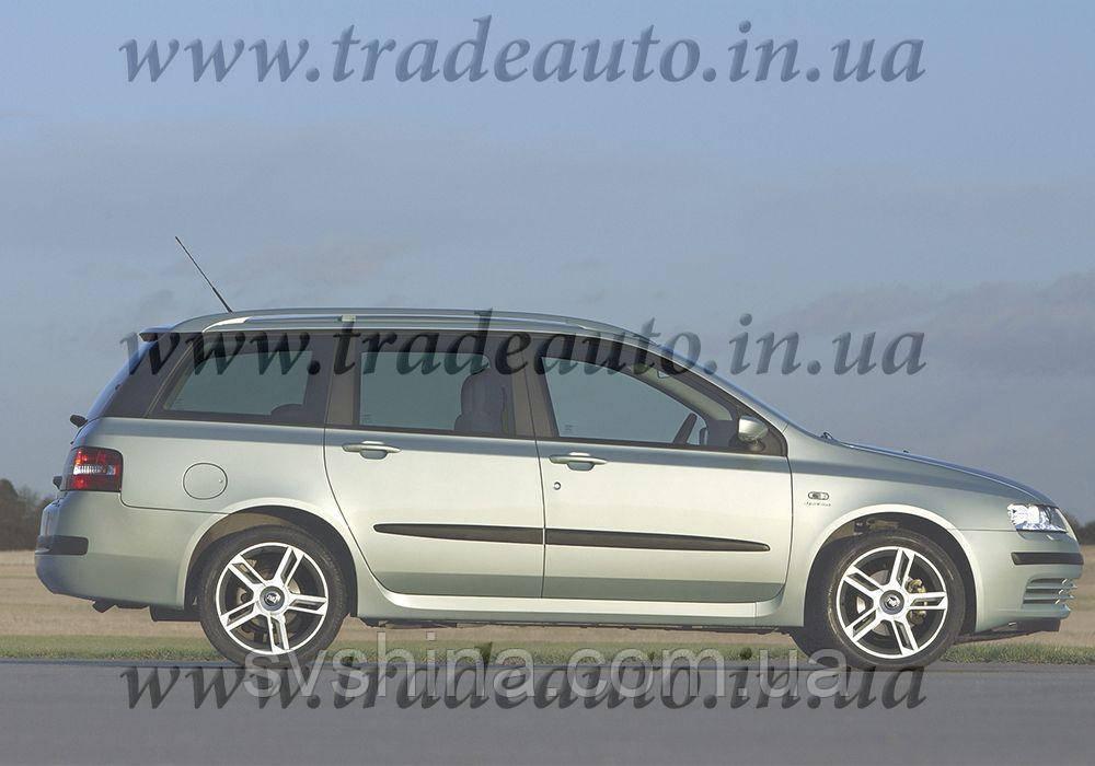 Дефлекторы окон Heko на Fiat  Stilo 2001->
