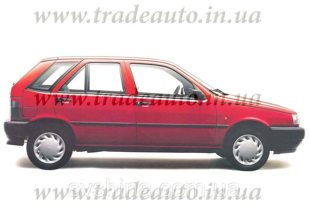 Дефлекторы окон Heko на Fiat  Tipo 5D 1988->