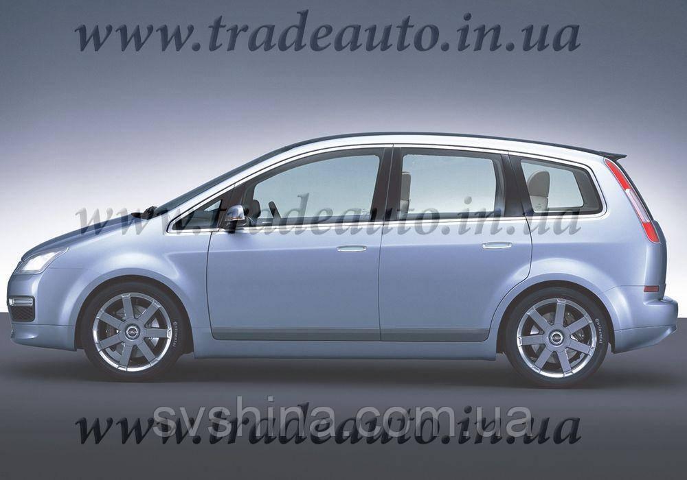 Дефлекторы окон Heko на Ford  C-Max  2003-2011