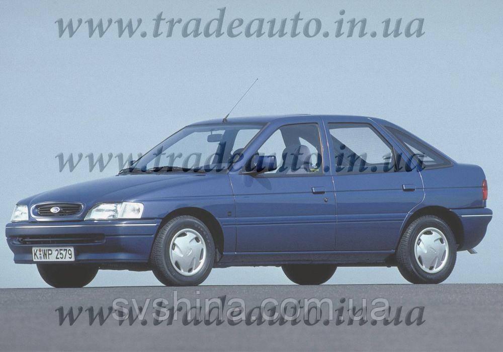 Дефлекторы окон Heko на Ford  Escort / Orion 1986-1990