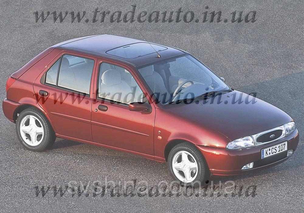 Дефлекторы окон Heko на Ford  Fiesta 1996-1999
