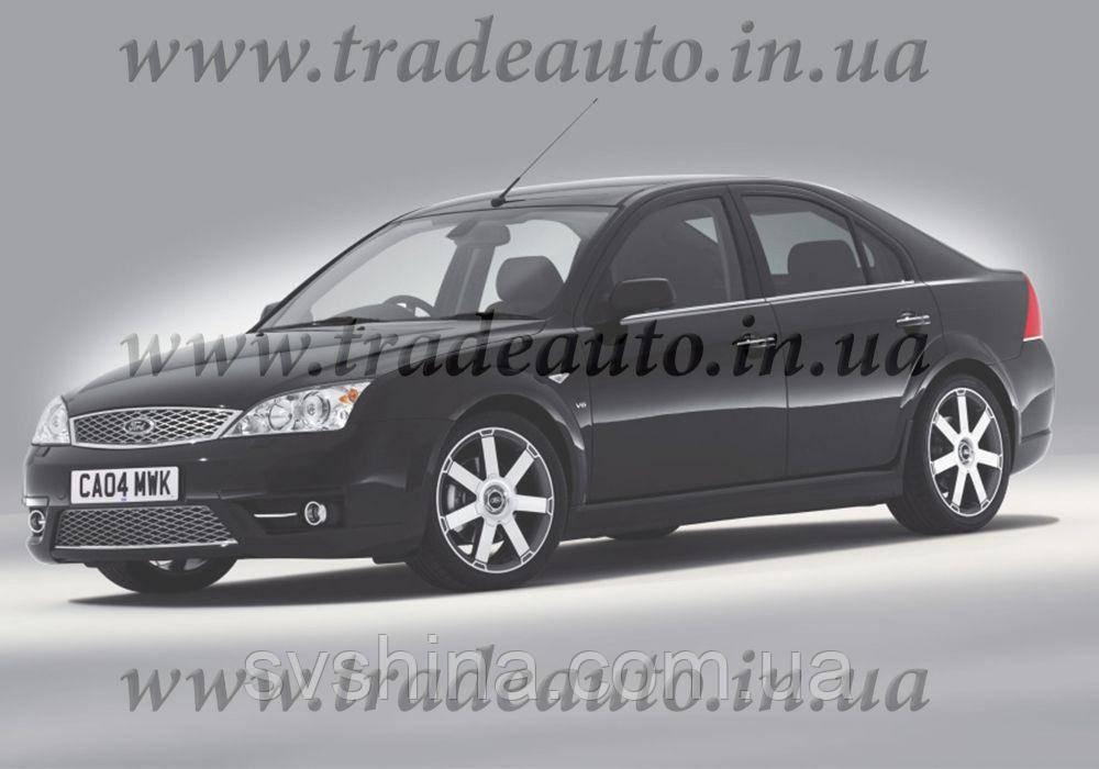 Дефлекторы окон Heko на Ford  Mondeo 2000-2007