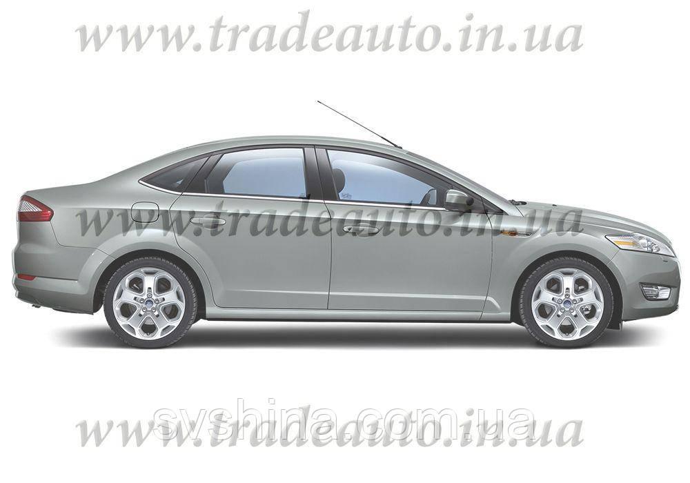 Дефлекторы окон Heko на Ford  Mondeo 2007 ->