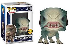 Фигурка Funko Pop Фанко Поп Хищник Хищник Хон The Predator CHASE Эксклюз Predator Hound 10 см TP PH 621