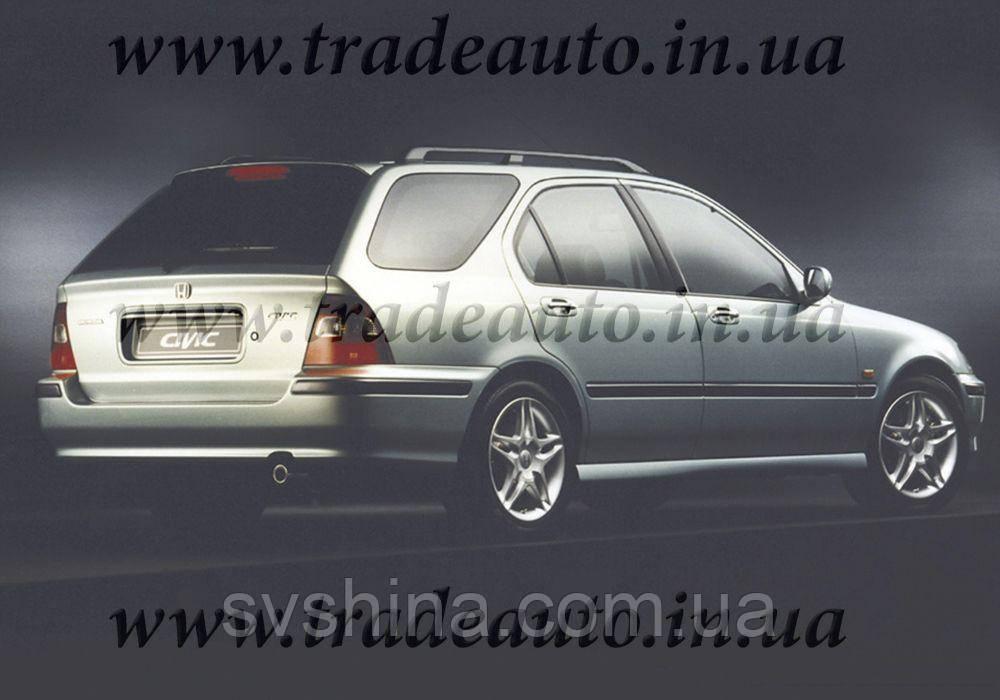 Дефлекторы окон Heko на Honda  Civic 1995-2000