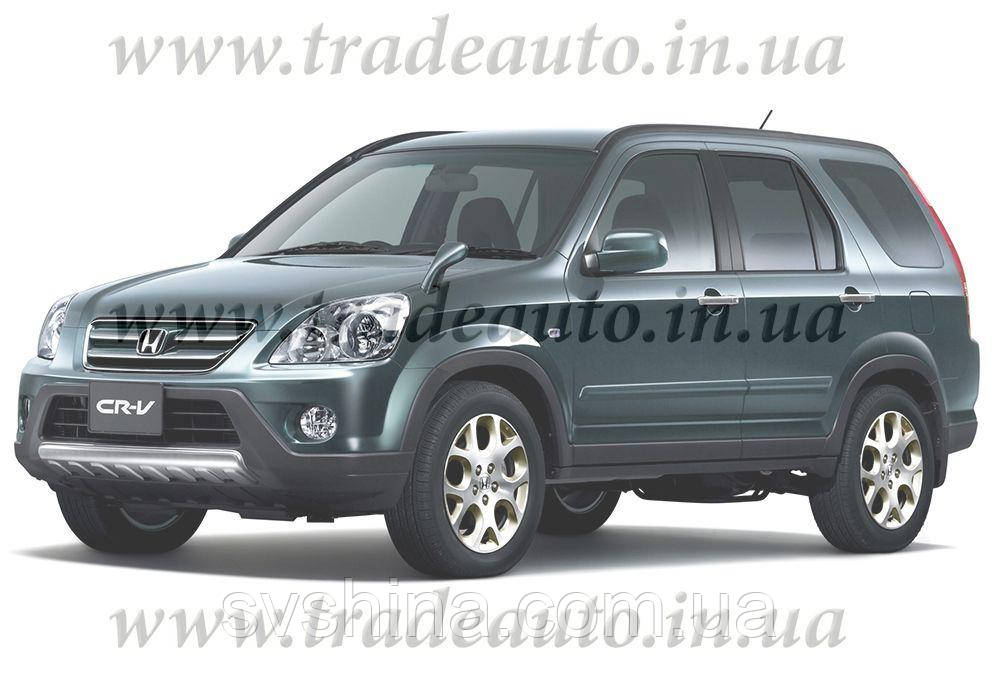 Дефлекторы окон Heko на Honda  CR-V 2002-2007