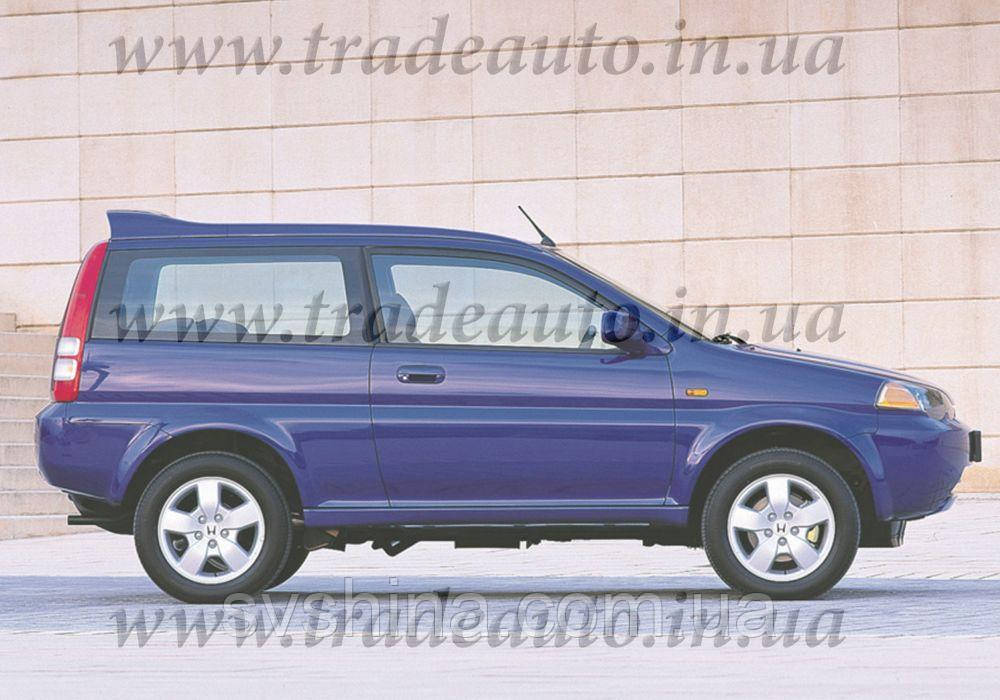 Дефлекторы окон Heko на Honda  HR-V 1999-2003 3D