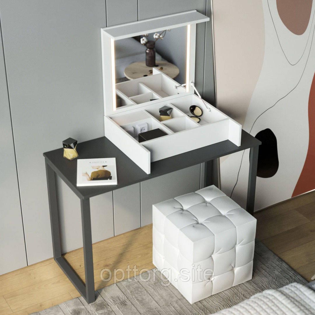 Туалетный столик «Amarant2-1» (550*500*120 мм)   Бесплатная доставка НП