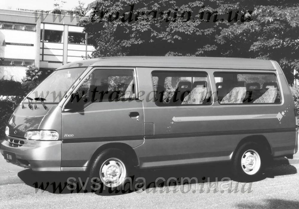 Дефлекторы окон Heko на Hyundai  H100 1993-1997