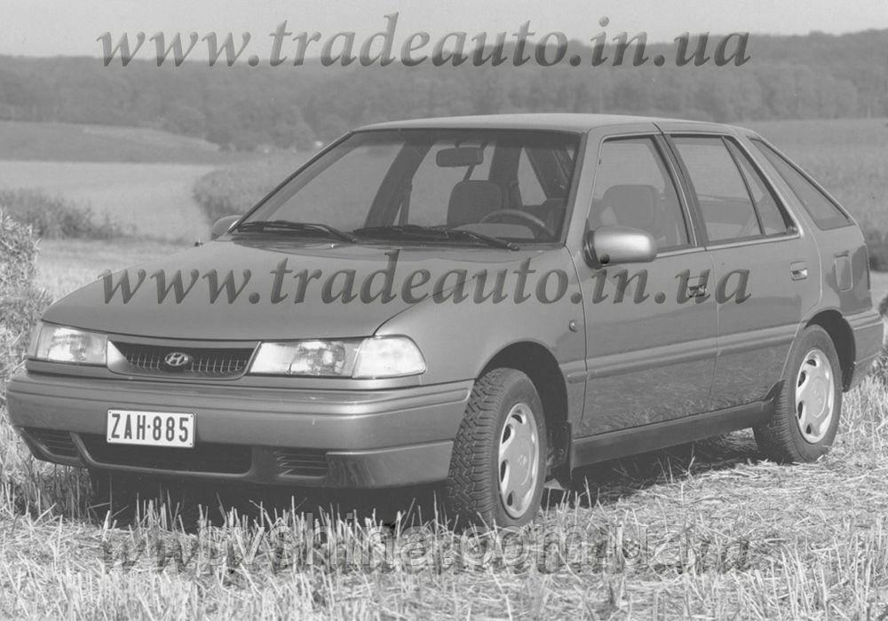 Дефлекторы окон Heko на Hyundai  Pony -> 1994