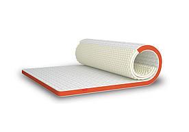 Ортопедический матрас MatroLuxe Flip Orange / Оранж 90x190 см (100842)
