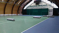 Як вибрати лінолеум для спортивного залу?