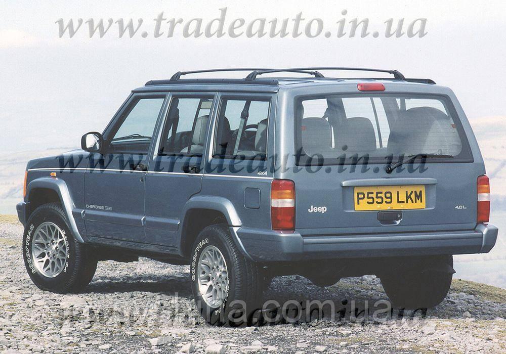Дефлекторы окон Heko на Jeep  Cherokee 1992-1997