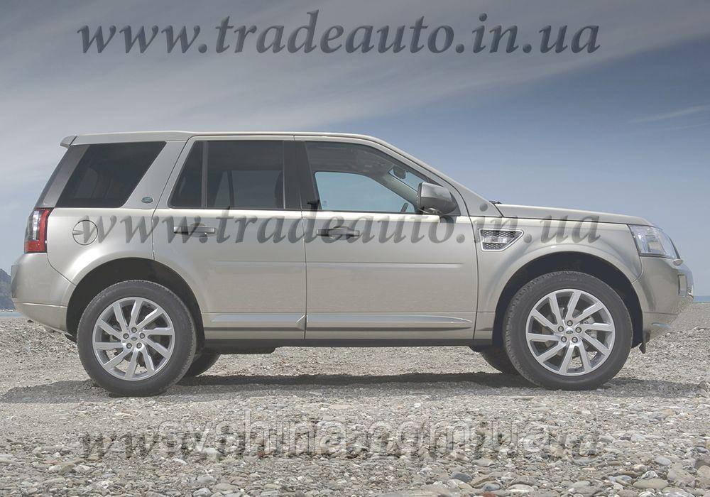 Дефлекторы окон Heko на Land Rover  Freelander 2007->