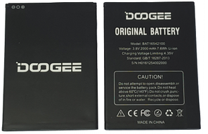 Аккумулятор для Doogee X9 Mini