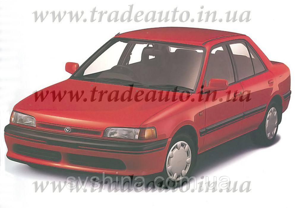 Дефлекторы окон Heko на Mazda  323 1989-1994