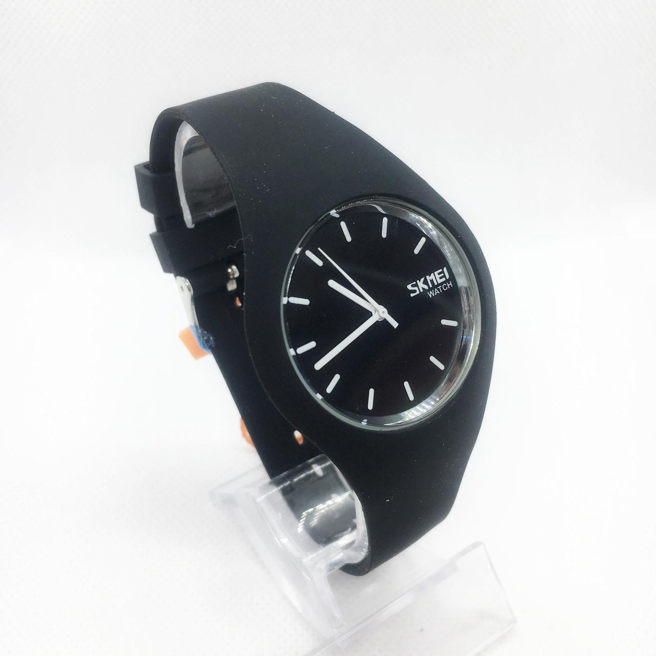Часы женские наручные Skmei 9068 (Скмеи), цвет черный ( код: IBW325B )