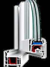Металлопластиковые ПВХ конструкции, профиль VEKA ProLine 70