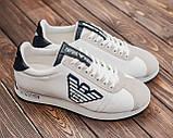Мужские кроссовки Emporio Armani, мужские кроссовки эмпорио армани, чоловічі кросівки Emporio Armani, фото 3