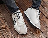 Мужские кроссовки Emporio Armani, мужские кроссовки эмпорио армани, чоловічі кросівки Emporio Armani, фото 4