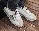 Мужские кроссовки Emporio Armani, мужские кроссовки эмпорио армани, чоловічі кросівки Emporio Armani, фото 2