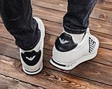 Мужские кроссовки Emporio Armani, мужские кроссовки эмпорио армани, чоловічі кросівки Emporio Armani, фото 6
