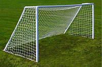 Сітка для футбольних воріт: види, розміри і вимоги