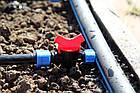 Кран стартовый с поджимом Presto-PS для капельной ленты 16 мм (OV-0217), фото 3