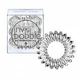 Резинка-браслет для волосся Invisibobble. Продаж від 1 штуки. Оригінал! Матова рожева, фото 2