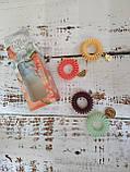 Резинка-браслет для волосся Invisibobble. Продаж від 1 штуки. Оригінал! Матова рожева, фото 4