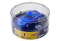 Машинка ShenQiWei микро р/у 1:43 лиценз. Nissan 370Z (синий)