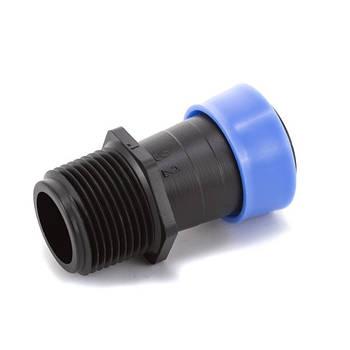 Стартер Presto-PS с резьбой 25 мм для шланга туман Silver Spray 32 мм (GSM-013232)