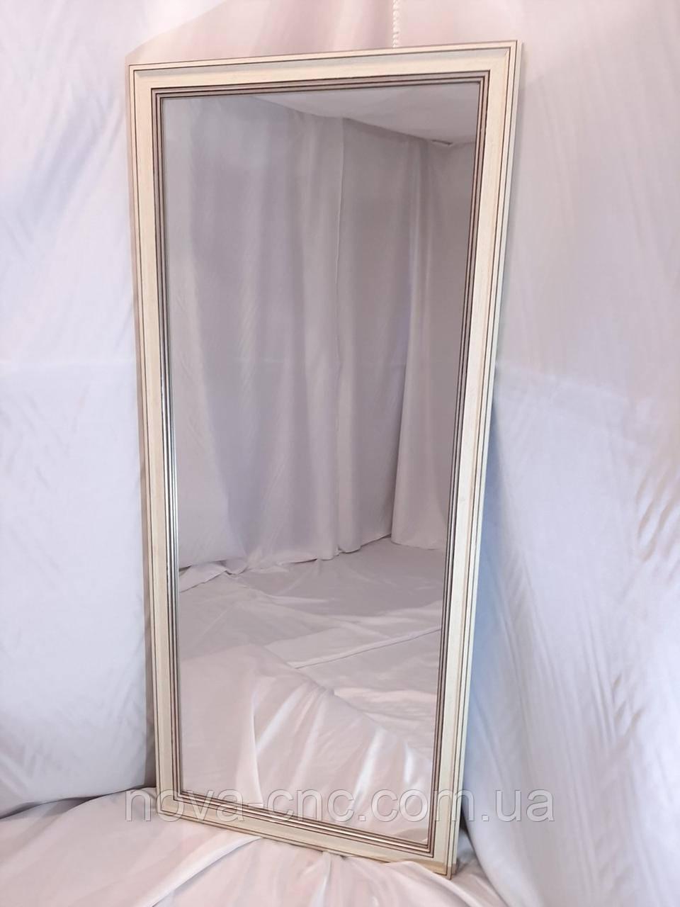"Зеркало в багете ""Б-250""  593 х 1365 мм"