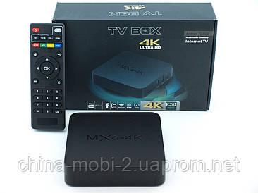 Smart TV приставка Netbox MXQ 4K