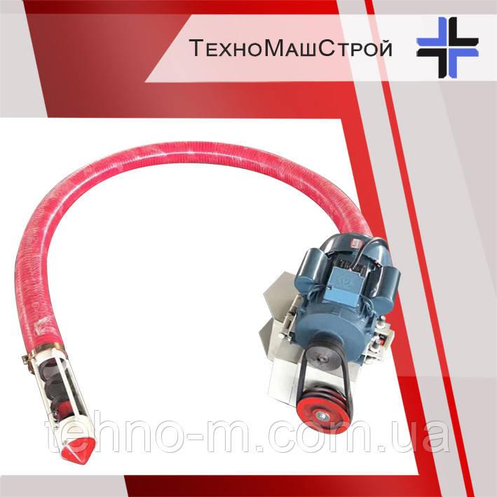 Гибкий шнековый транспортер (спиральный конвейер)