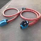 Гибкий шнековый транспортер (спиральный конвейер), фото 6