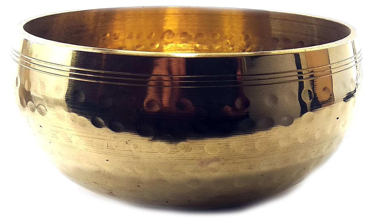 Чаша поющая кованая (d-15.5 -8 см)(890  г.)