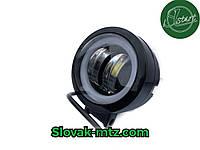Дополнительная светодиодная LED фара 20Вт круглая с ДХО