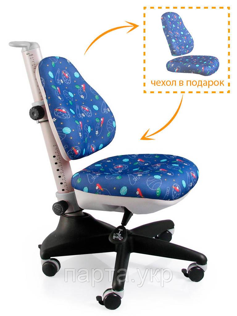 Детский стул Mealux Conan Y-317 (разноцветная обивка), цвета в ассортименте