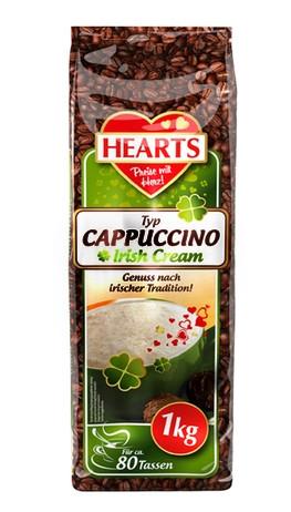 Капучіно Hearts Cappucino Irish Cream 1 кг