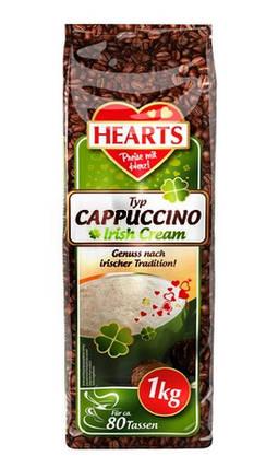 Капучіно Hearts Cappucino Irish Cream 1 кг, фото 2