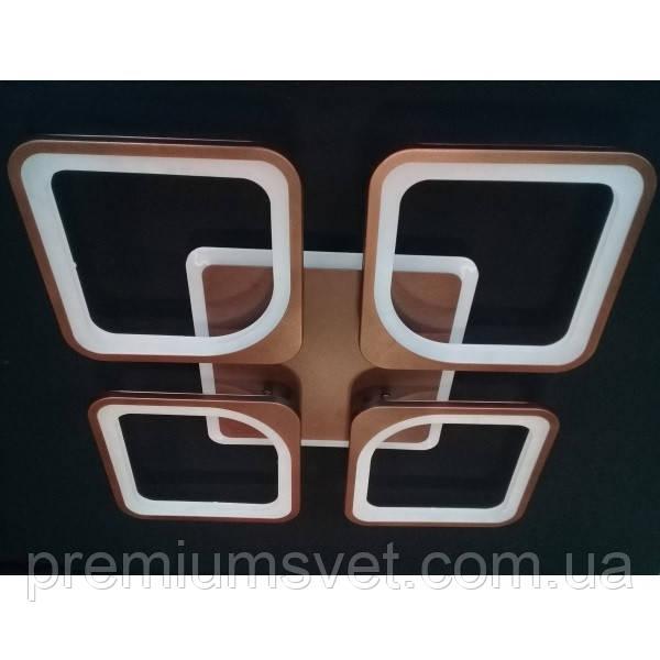 Лютра припотолочная   5543/4 CF LED dimmer -2