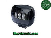 Дополнительная светодиодная LED фара 30Вт Квадратная (Black)