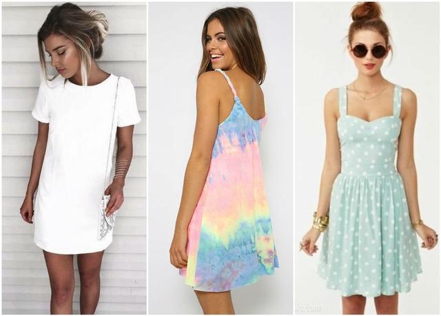 повседневные летние платья 2020