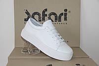 Жіночі кеди Safari Hudromax 37505 білі, фото 1