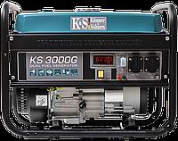 Газобензиновий генератор  KS 3000G, фото 1