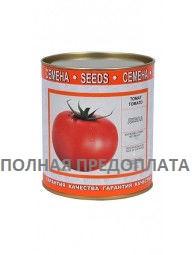 """Семена томатов """"Джина"""" ТМ ВИТАС, 250 г (в банке)"""